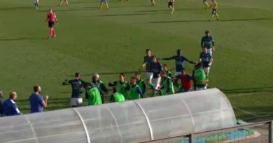 Nuorese-Muravera 2-1: gli Highlights