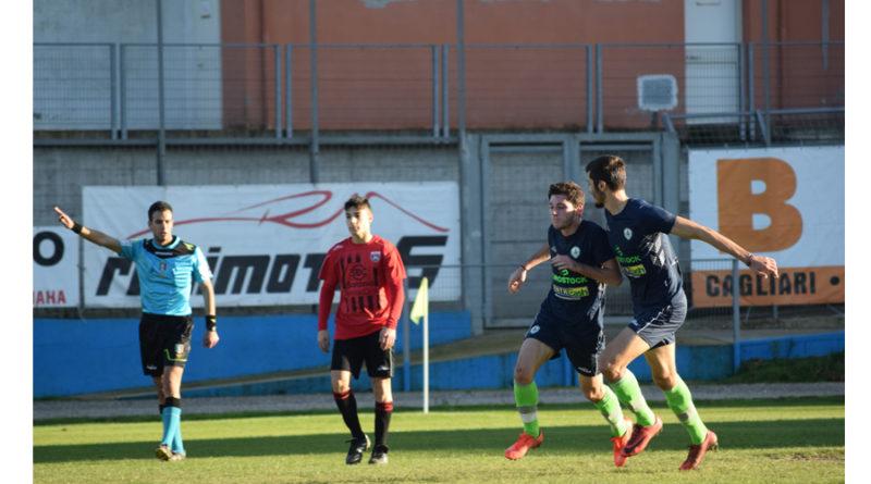Coppa Italia: Nuorese-Porto Rotondo 3-0