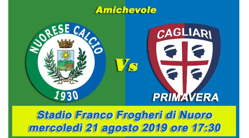 Amichevole Nuorese-Cagliari Primavera