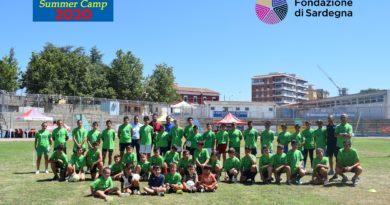 Conferenza Stampa Verdeazzurro Summer Camp 2020
