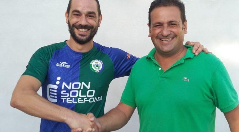 il bomber Giuseppe Meloni ritorna in verdeazzurro