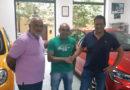 Il mister nuorese Sandro Moro confermato alla guida della Juniores