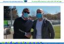 Un grande ritorno a centrocampo: Alessandro Steri rivestirà il verdeazzurro