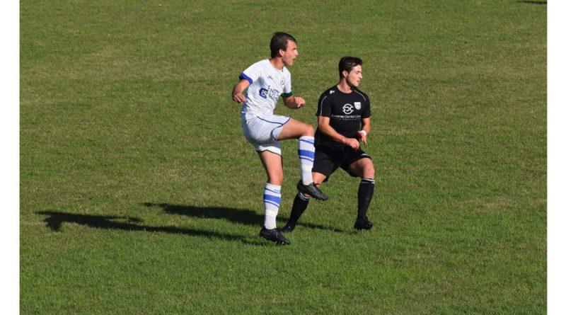 il giovane difensore Stefano Lapia ceduto all'Olbia Calcio