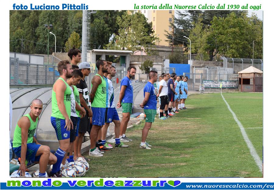 Amichevole  Nuorese-Taloro 7-1 (19-08-2017)