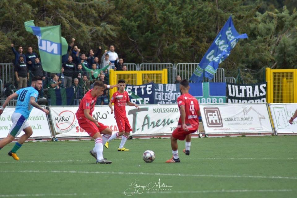 Lanusei-Nuorese 4-0 (1-11-2017)