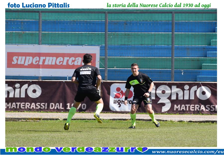 Nuorese-Monterosi 0-0 (29-03-2018)