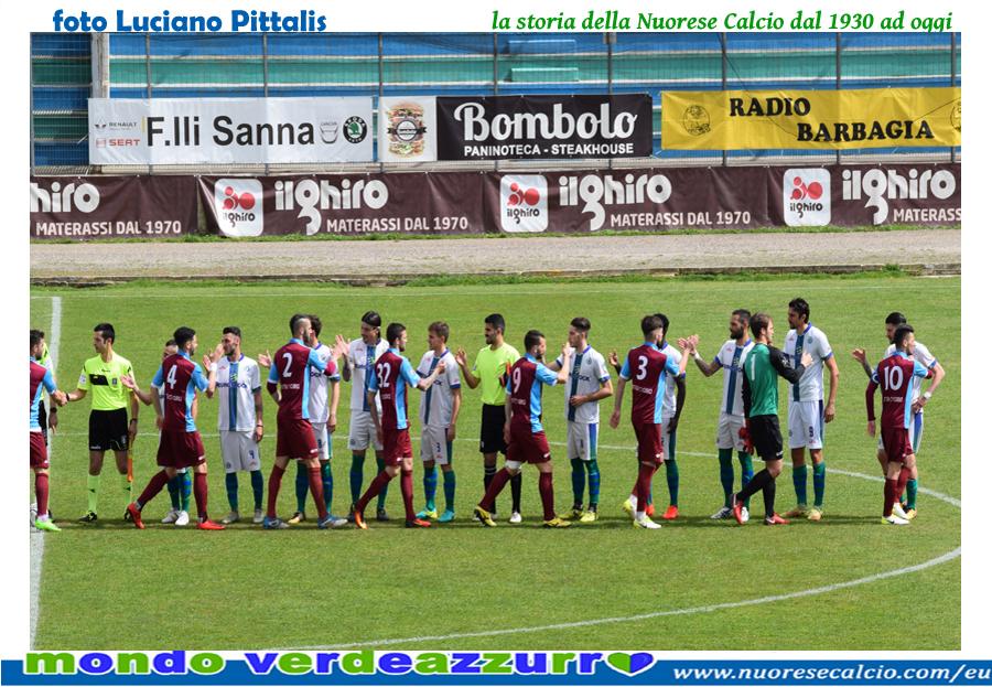 Nuorese-Rieti 0-0 (08-04-2018)