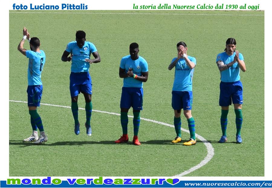 Budoni-Nuorese 1-0 (16-04-2018)