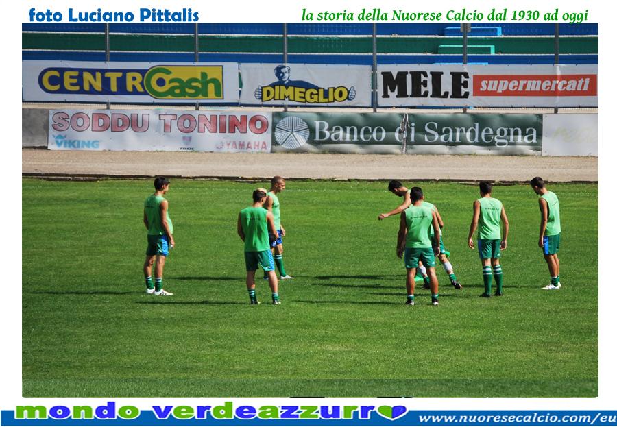 Nuorese-Flaminia 0-1 (25/09/2016)
