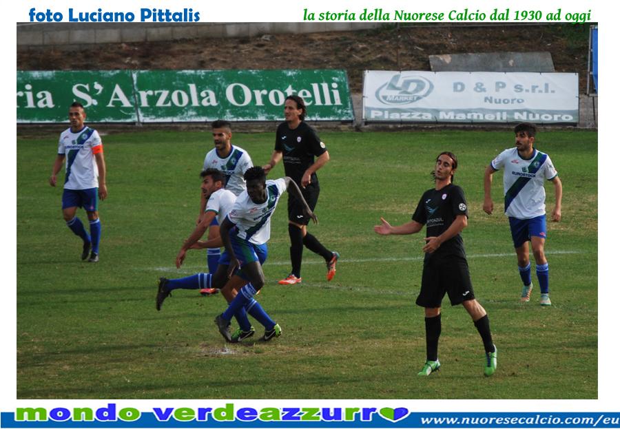 Nuorese-Monterosi 0-0 (13-11-2016)