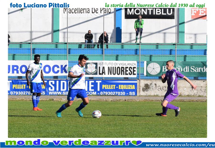 Nuorese-San Teodoro 2-0 (19-03-2017))
