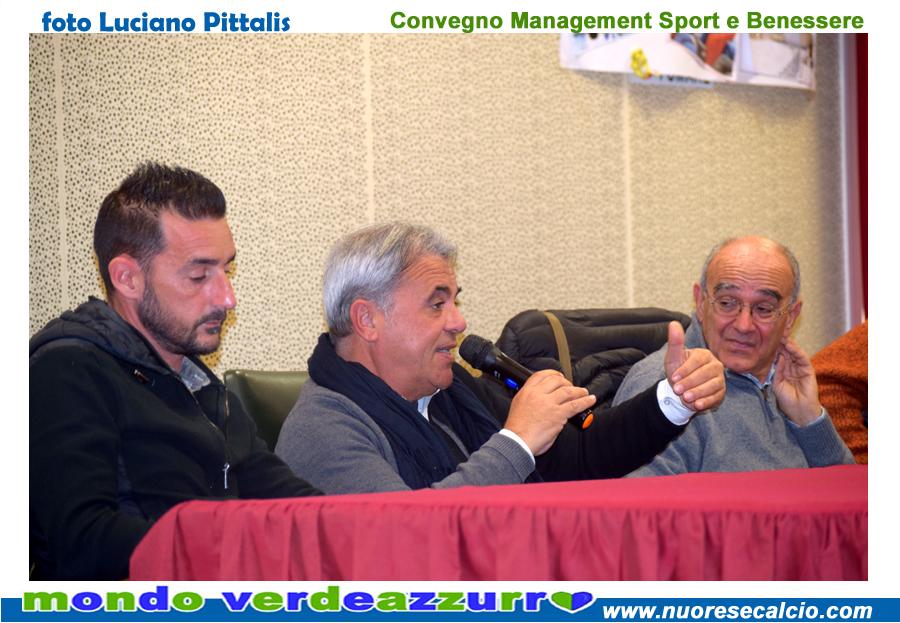Convegno Management Sport e Benessere (20 dicembre 2018)