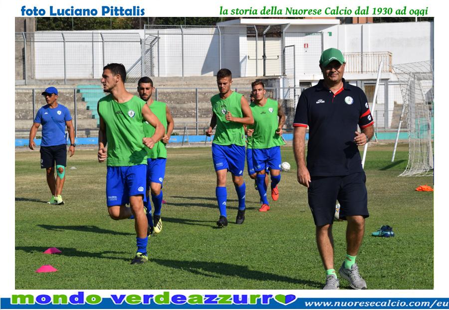 amichevole Nuorese-Cagliari Primavera 1-1