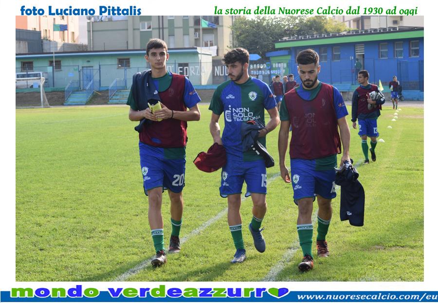 Nuorese-Guspini 3-0 (27-10-2019)