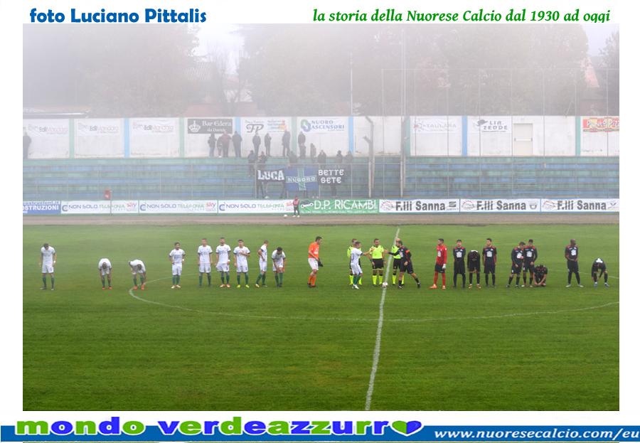 Nuorese-San Marco Assemini 3-0 (10-11-2019)